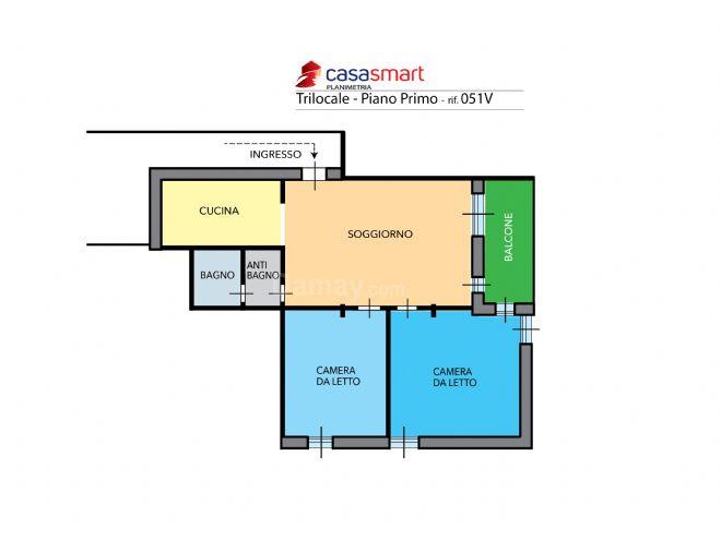 Taneto Appartamento