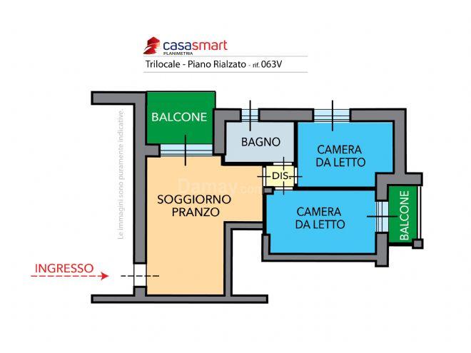 Vendita di appartamento a montechiarugolo